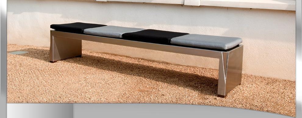 exklusive edelstahl m bel f r ihren garten park ihr boot oder ihre yacht handgefertigt und. Black Bedroom Furniture Sets. Home Design Ideas