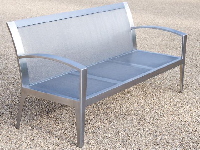 Gartenmobel Toulouse Bank : Exklusive EdelstahlMöbel für Ihren Garten, Park, Ihr Boot oder Ihre
